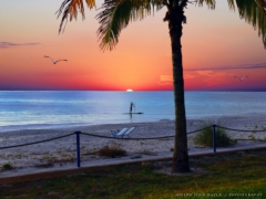 Bonita Beach Florida Sunset
