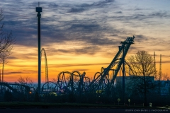 Kings Island Sunrise
