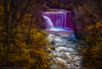 Cedar Cliff Falls