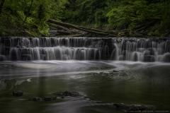 Sharon Woods Hidden Falls