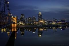 Cincinnati from Covington
