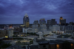 Cincinnati from Mount Adams