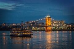 Ohio-River Boat