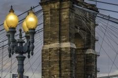 Roebling & Lamppost