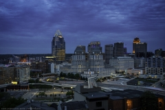Cincinnati from Mount Adams