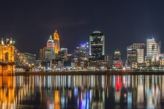 Cincinnati Reflections
