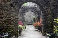 Loveland Castle Courtyard